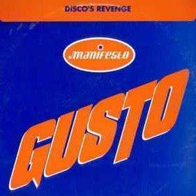 Coverafbeelding Disco's Revenge - Gusto