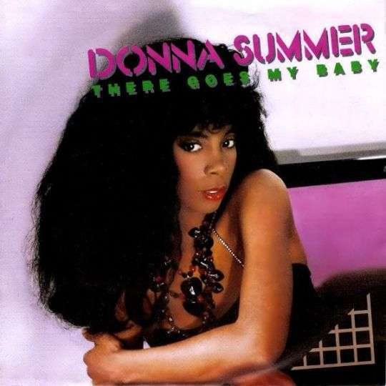 Coverafbeelding Donna Summer - There Goes My Baby