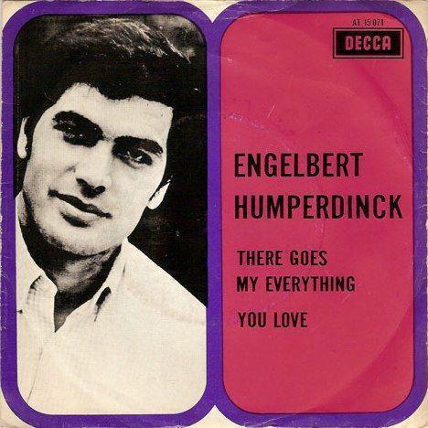 Coverafbeelding There Goes My Everything - Engelbert Humperdinck