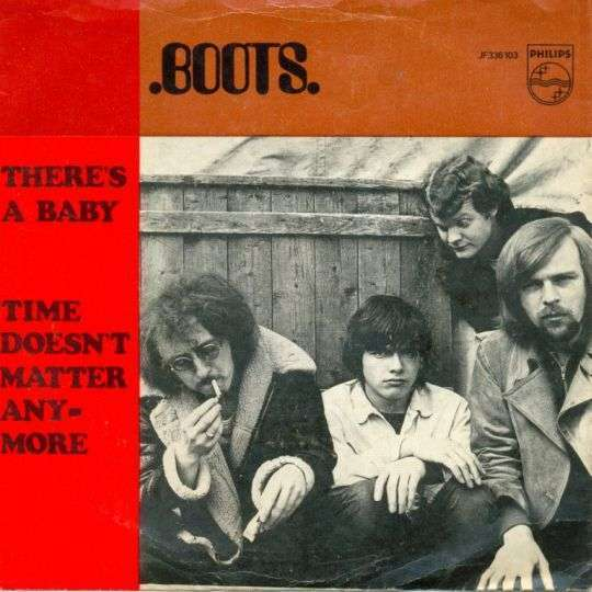 Coverafbeelding Boots - There's A Baby
