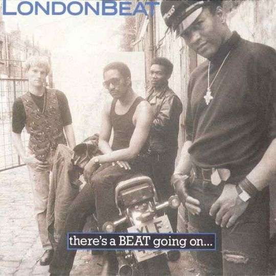 Coverafbeelding There's A Beat Going On... - Londonbeat