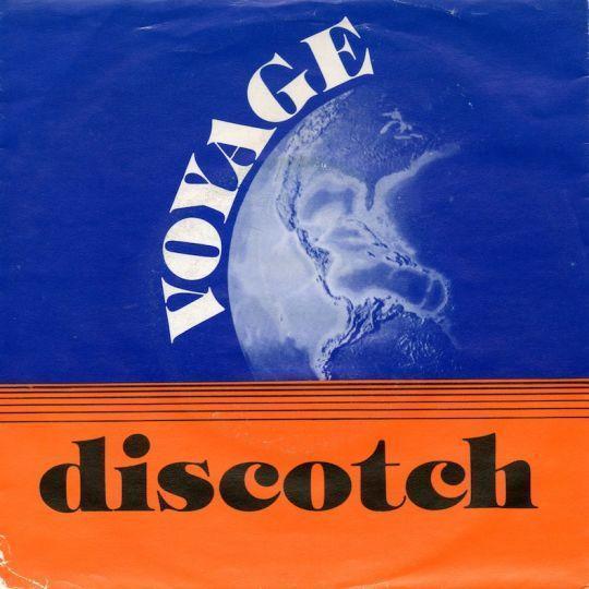 Coverafbeelding Voyage - Discotch