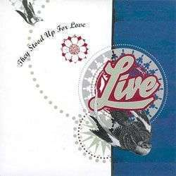 Coverafbeelding Live - They Stood Up For Love