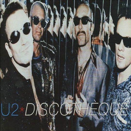 Coverafbeelding Discothèque - U2