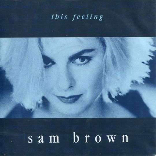 Coverafbeelding This Feeling - Sam Brown