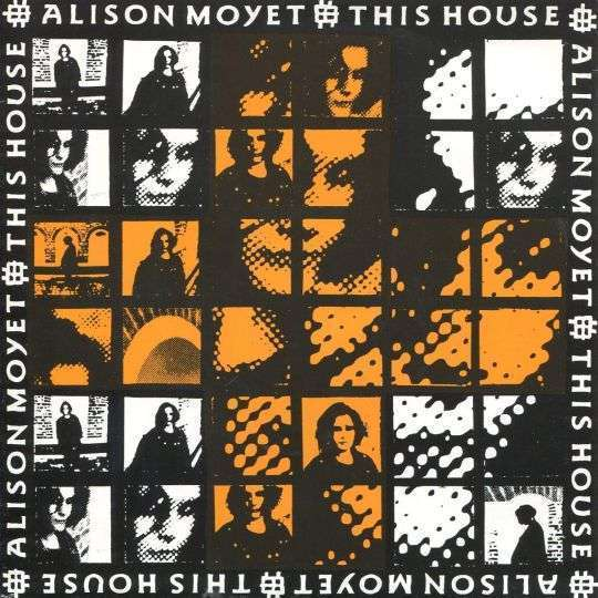 Coverafbeelding This House - Alison Moyet
