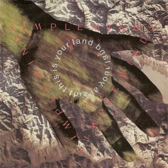 Coverafbeelding This Is Your Land - Simple Minds