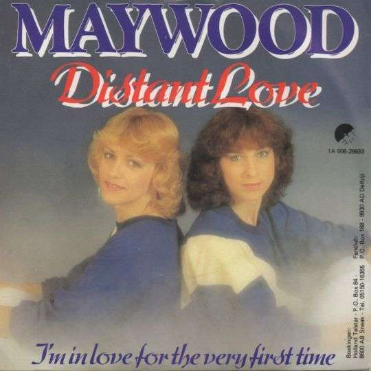 Coverafbeelding Distant Love - Maywood
