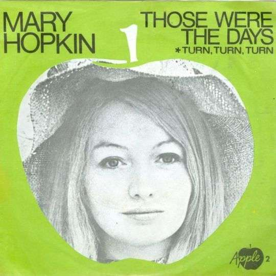 Coverafbeelding Those Were The Days - Mary Hopkin / Sandie Shaw