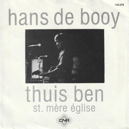 Coverafbeelding Thuis Ben - Hans De Booy
