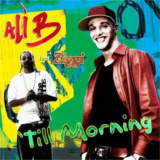 Coverafbeelding 'till Morning - Ali B Feat. Ziggi