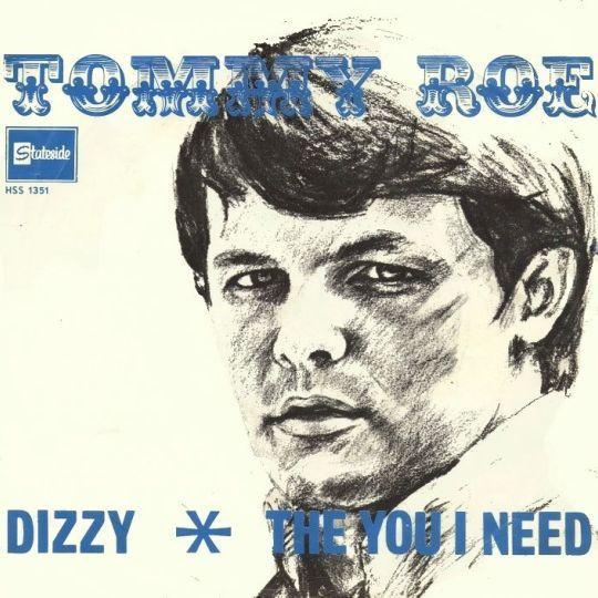 Coverafbeelding Tommy Roe - Dizzy