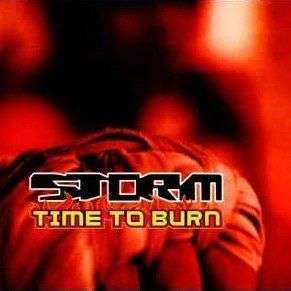 Coverafbeelding Storm - Time To Burn