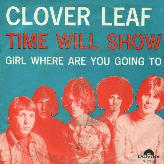 Coverafbeelding Time Will Show - Clover Leaf