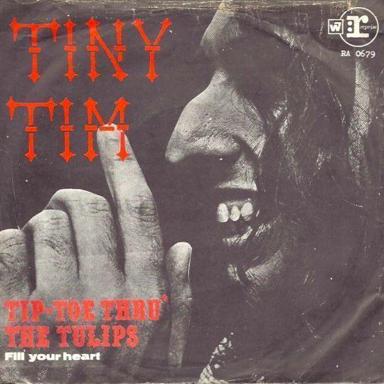 Coverafbeelding Tiny Tim - Tip-Toe Thru' The Tulips