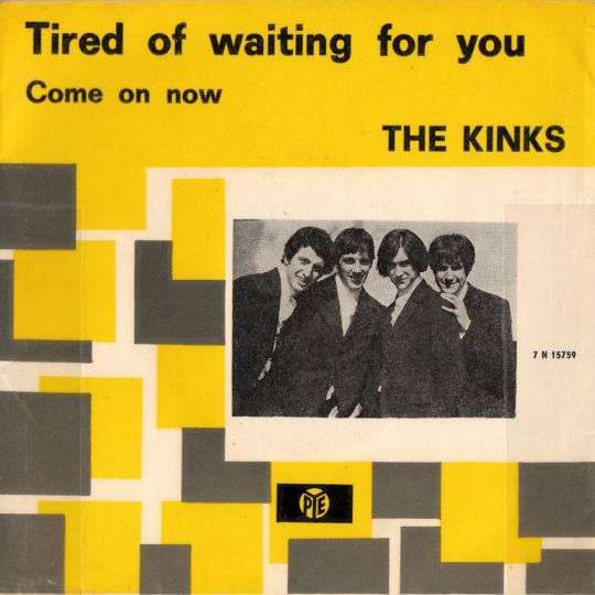 Coverafbeelding Tired Of Waiting For You - The Kinks