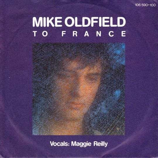 Coverafbeelding To France - Mike Oldfield - Vocals: Maggie Reilly