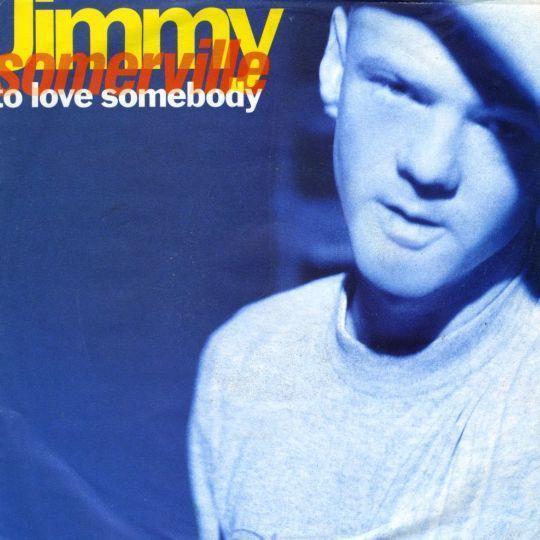 Coverafbeelding Jimmy Somerville - To Love Somebody