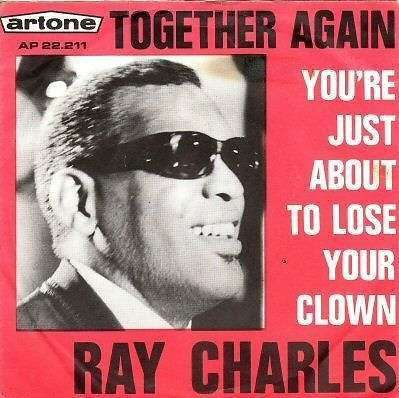 Coverafbeelding Together Again - Ray Charles