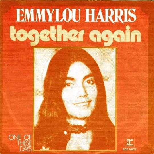 Coverafbeelding Together Again - Emmylou Harris