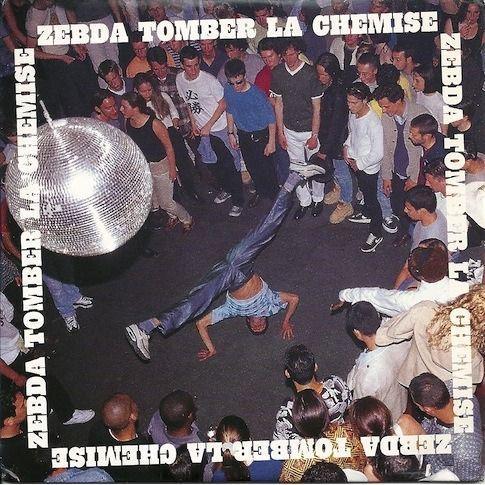 Coverafbeelding Zebda - Tomber La Chemise