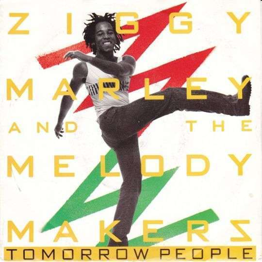 Coverafbeelding Tomorrow People - Ziggy Marley And The Melody Makers