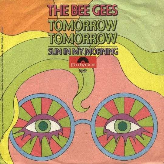 Coverafbeelding The Bee Gees - Tomorrow Tomorrow