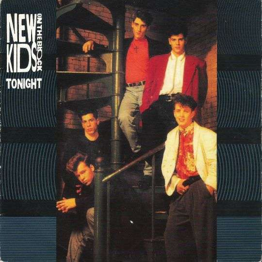 Coverafbeelding Tonight - New Kids On The Block