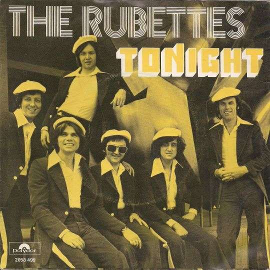 Coverafbeelding The Rubettes - Tonight