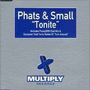 Coverafbeelding Phats & Small - Tonite