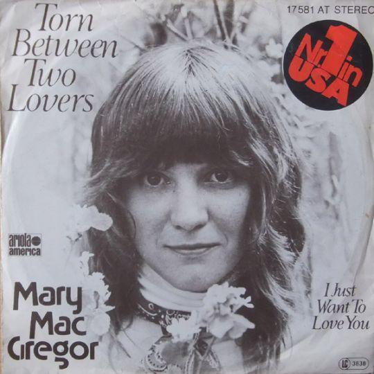 Coverafbeelding Mary MacGregor - Torn Between Two Lovers