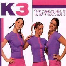 Coverafbeelding Toveren - K3