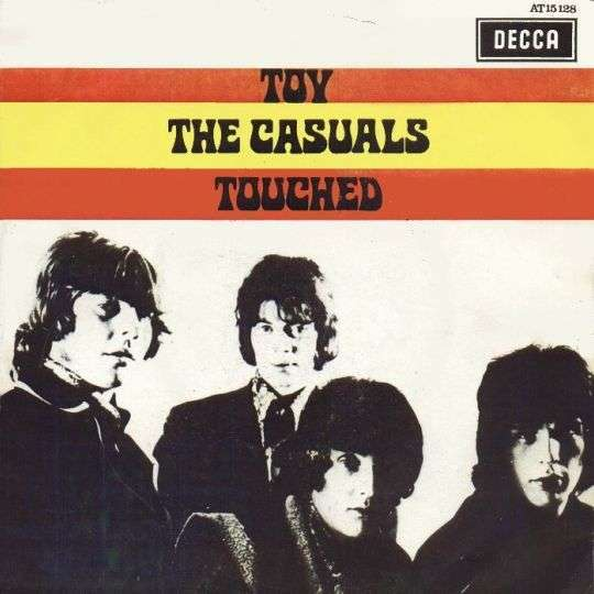 Coverafbeelding Toy - The Casuals
