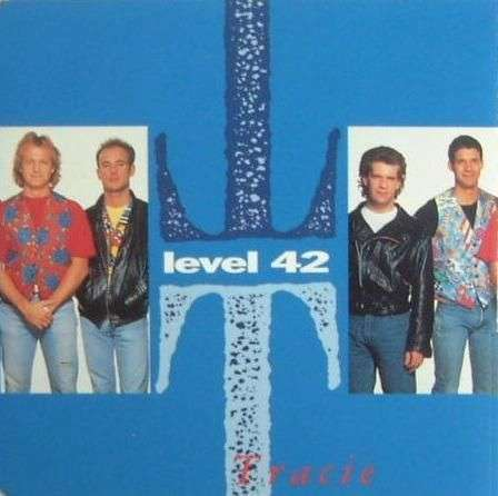 Coverafbeelding Tracie - Level 42