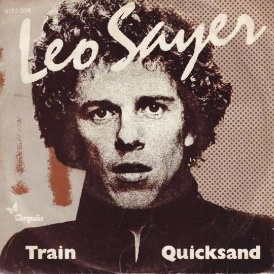 Coverafbeelding Train - Leo Sayer