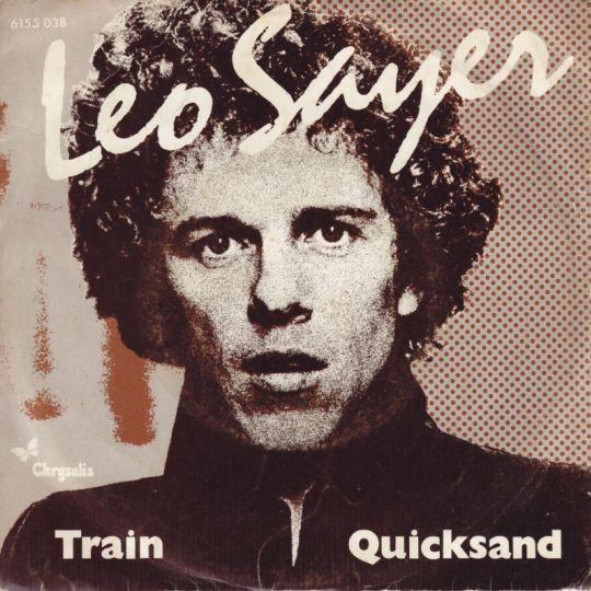 Coverafbeelding Leo Sayer - Train