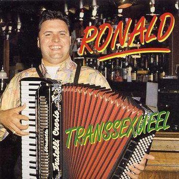 Coverafbeelding Transsexueel - Ronald