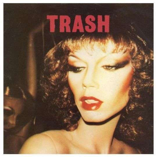 Coverafbeelding Trash - Roxy Music