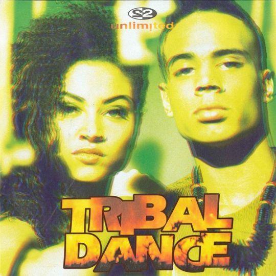 Coverafbeelding Tribal Dance - 2 Unlimited