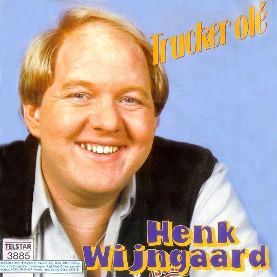 Coverafbeelding Trucker Olé - Henk Wijngaard