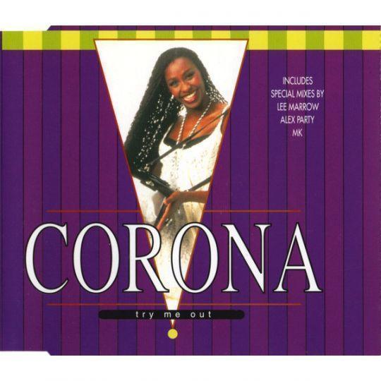 Coverafbeelding Corona - Try Me Out