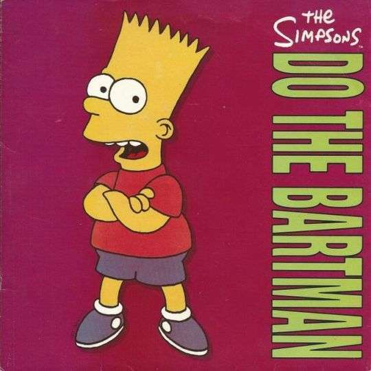 Coverafbeelding The Simpsons - Do The Bartman