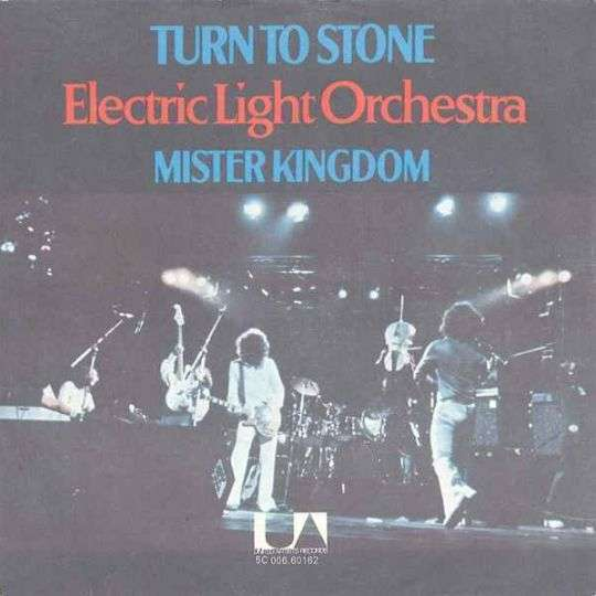 Coverafbeelding Turn To Stone - Electric Light Orchestra