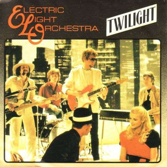 Coverafbeelding Twilight - Electric Light Orchestra