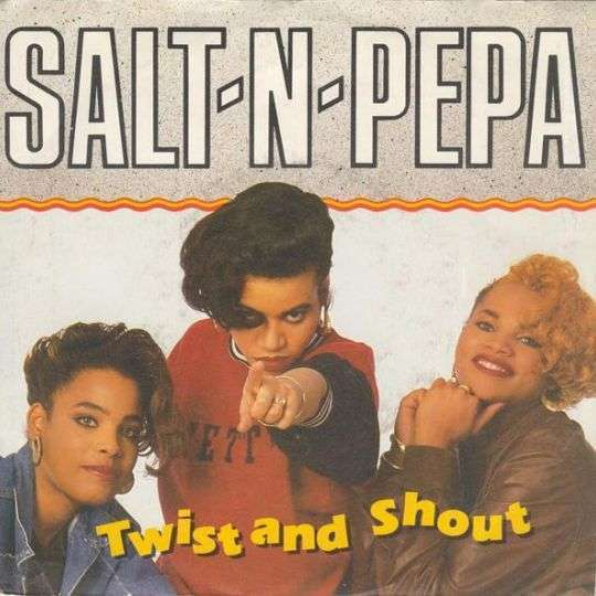 Coverafbeelding Twist And Shout - Salt-n-pepa