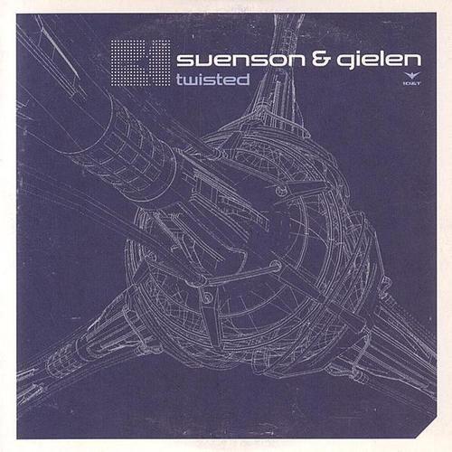 Coverafbeelding Twisted - Svenson & Gielen