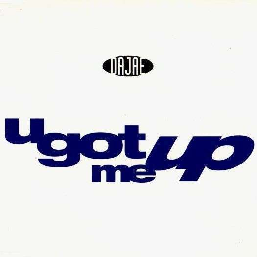 Coverafbeelding Dajae - U Got Me Up