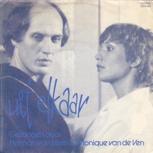 Coverafbeelding Uit Elkaar - Herman Van Veen & Monique Van De Ven