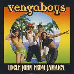 Coverafbeelding Uncle John From Jamaica - Vengaboys