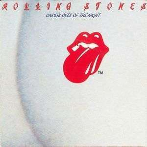 Coverafbeelding Rolling Stones - Undercover Of The Night